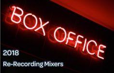 re-recording mixers