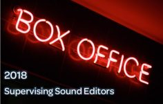 supervising sound editors