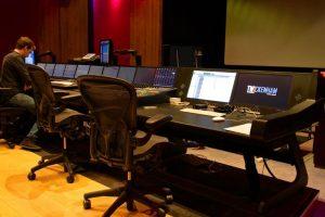 bespoke console design AMS DFC Twickenham