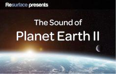 planet earth ii sound
