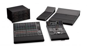 Mixing Console and control surface choices